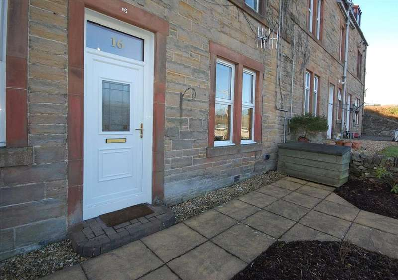 1 Bedroom Apartment Flat for rent in 16 Raeburn Place, Selkirk, Scottish Borders, TD7