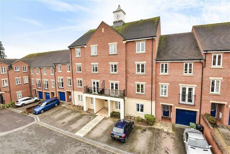 2 Bedrooms Apartment Flat for sale in Gras Lawn, St Leonards, Exeter, Devon, EX2