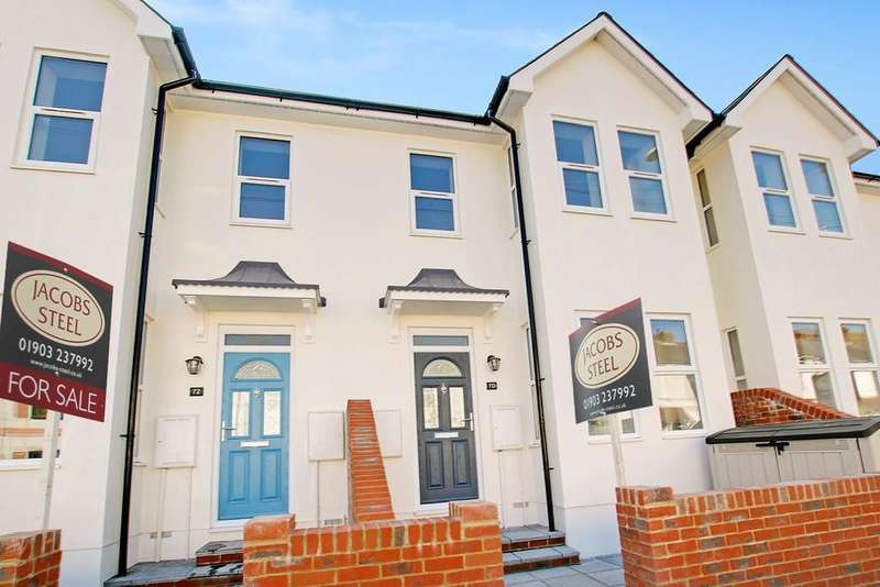 3 Bedrooms Terraced House for sale in Broadwater Street East, Worthing