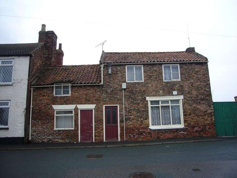 3 Bedrooms Cottage House for sale in 77 High Street, Swinefleet, Nr Goole