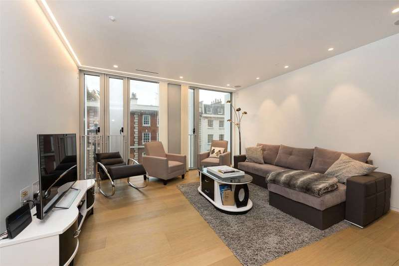 2 Bedrooms Flat for sale in Buckingham Palace Road, Victoria, SW1W