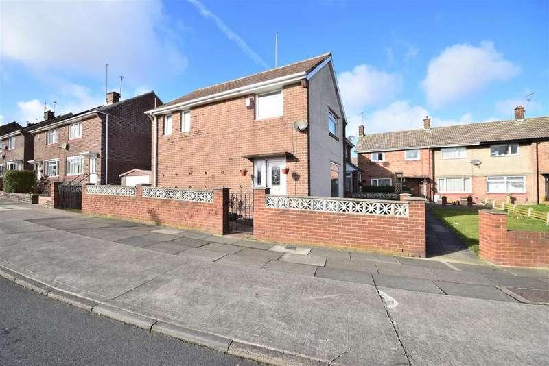 3 Bedrooms Semi Detached House for sale in Gravesend Road, Grindon, Sunderland