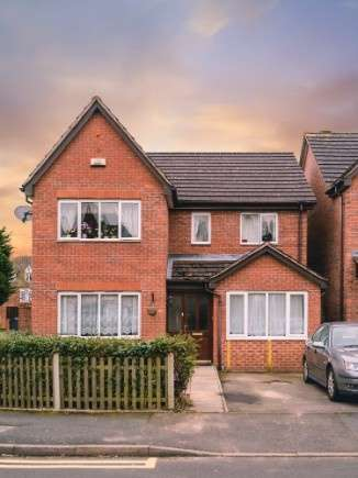 4 Bedrooms Detached House for sale in Foxes Meadow, Cotteridge, Birmingham