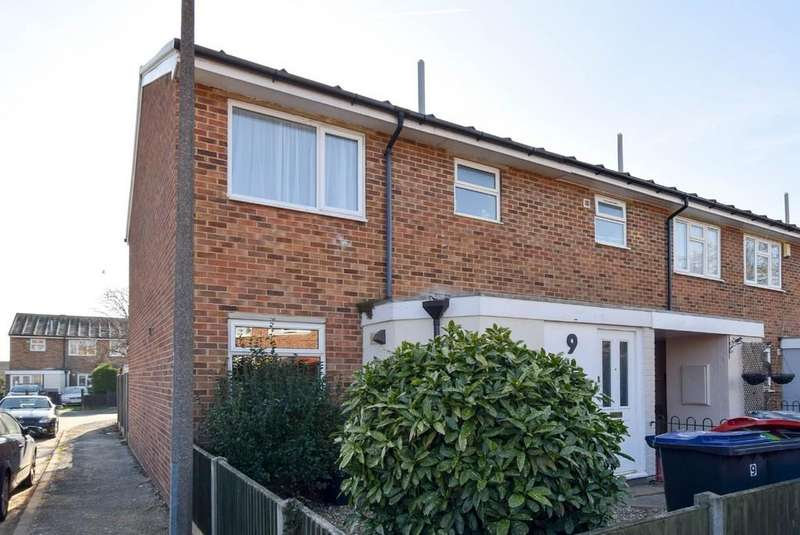 3 Bedrooms End Of Terrace House for sale in Love Street Close, Greenhill, Herne Bay