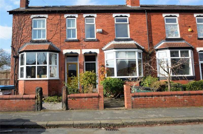 4 Bedrooms Terraced House for sale in Park Avenue, Sale, Cheshire