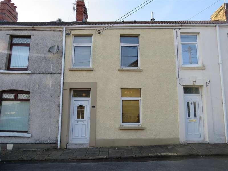 2 Bedrooms Terraced House for sale in Y Fron, Felinfoel, Llanelli