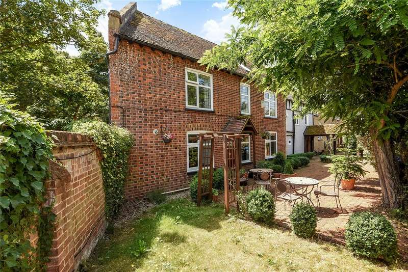 4 Bedrooms End Of Terrace House for sale in Cell Farm, Church Road, Old Windsor, Windsor, SL4