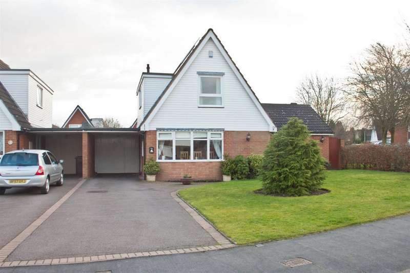 3 Bedrooms Detached House for sale in Tame Avenue, Burntwood, WS7 9JQ