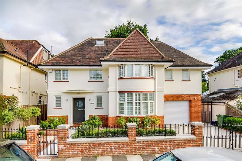 5 Bedrooms Detached House for rent in York Avenue, East Sheen, London