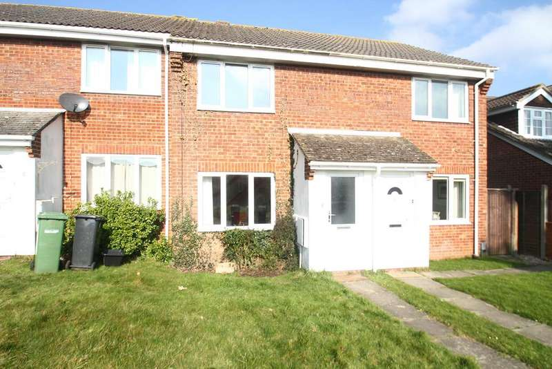 2 Bedrooms Terraced House for sale in Fry Close, Hamble, Southampton SO31