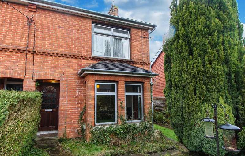 2 Bedrooms Semi Detached House for sale in Deanland Road, Balcombe