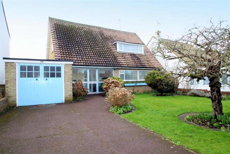 4 Bedrooms Detached House for sale in Beach Green, Shoreham-By-Sea