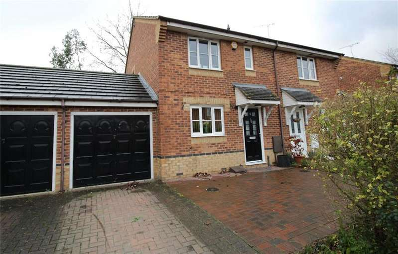 3 Bedrooms Semi Detached House for sale in Mopsies Road, Basildon, Essex, SS14