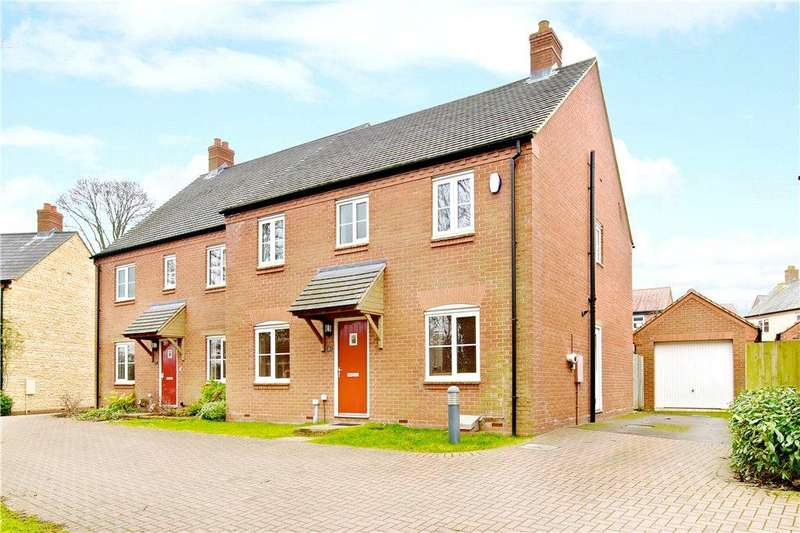 4 Bedrooms House for sale in Lime Kiln Close, Silverstone, Towcester, Northamptonshire