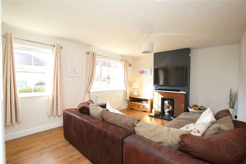 3 Bedrooms Semi Detached House for sale in Sunny Hill, Sea Mills, Bristol, BS9