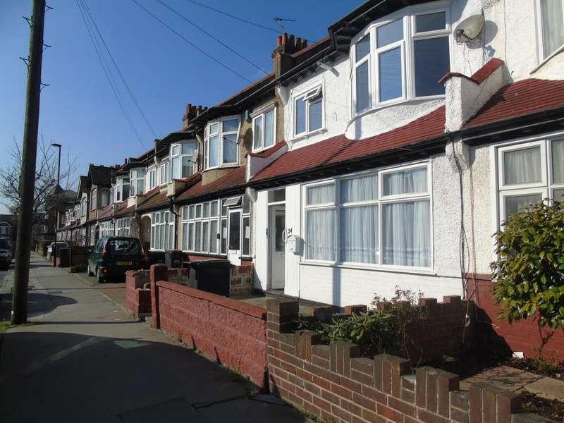 2 Bedrooms Maisonette Flat for sale in Kingswood Avenue, Thirnton Heath, London CR7