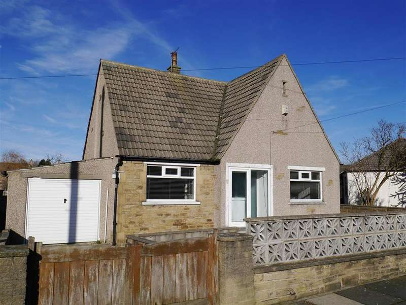 3 Bedrooms Detached Bungalow for sale in Tyersal Court, Tyersal, BD4 8EW