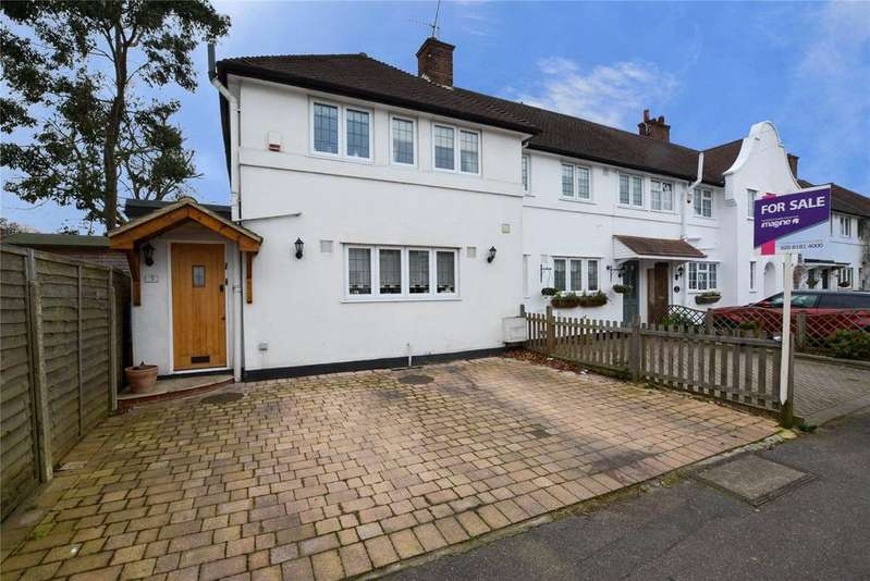 2 Bedrooms House for sale in Windmill Street, Bushey Heath, Bushey, Hertfordshire, WD23