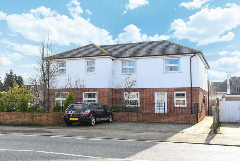 2 Bedrooms Flat for sale in Horton Court, Banbury, OX16