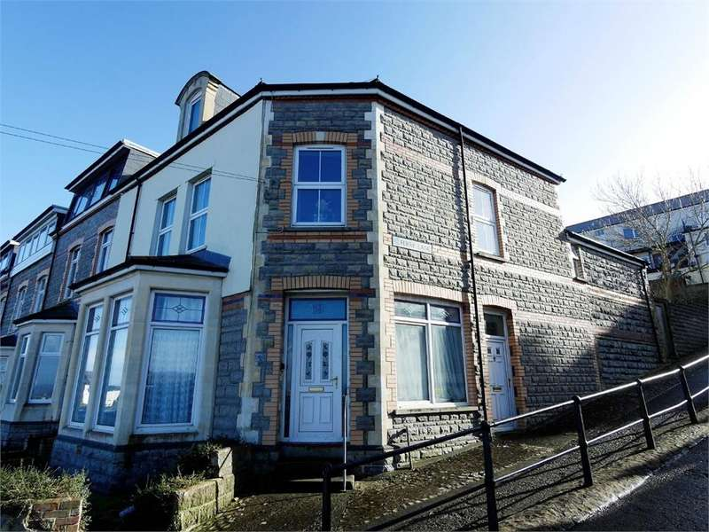 4 Bedrooms Flat for sale in Paget Terrace, Penarth