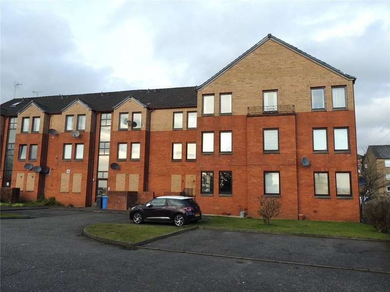 1 Bedroom Flat for rent in Flat 5, 25 Second Avenue, Clydebank, G81