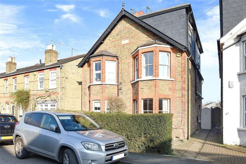 5 Bedrooms Semi Detached House for sale in Albany Road, Old Windsor, Windsor, Berkshire, SL4