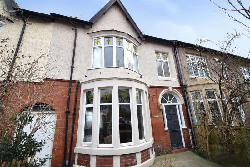 3 Bedrooms Terraced House for rent in Ventnor Gardens, Whitley Bay