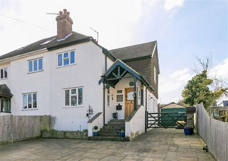 3 Bedrooms Semi Detached House for sale in Grosvenor Road, Epsom, Surrey