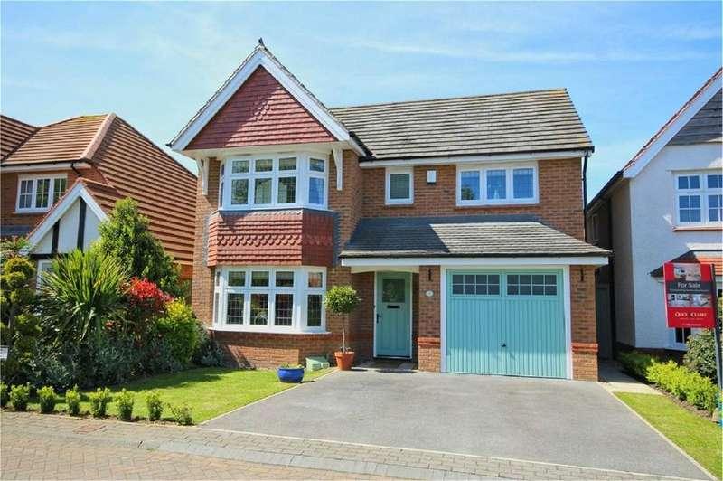 4 Bedrooms Detached House for sale in Larkin Avenue, Cottingham, HU16