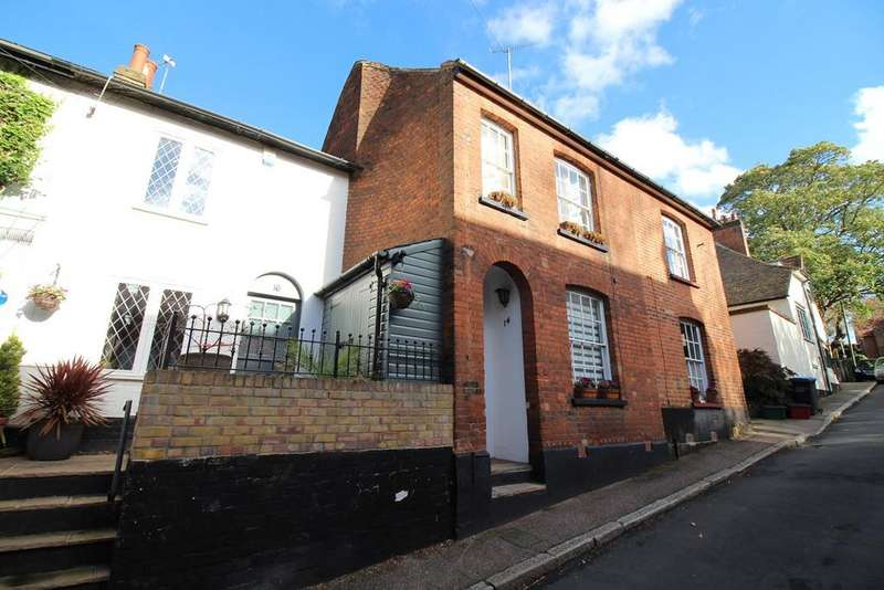 2 Bedrooms Cottage House for sale in Church Street, Hatfield, AL9