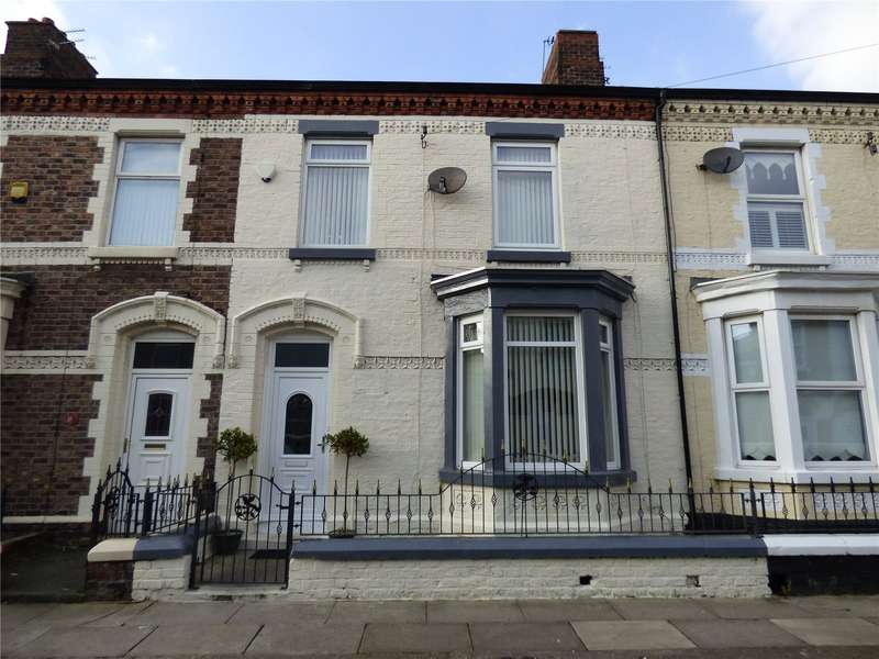 3 Bedrooms Terraced House for sale in Gertrude Road, Liverpool, Merseyside, L4