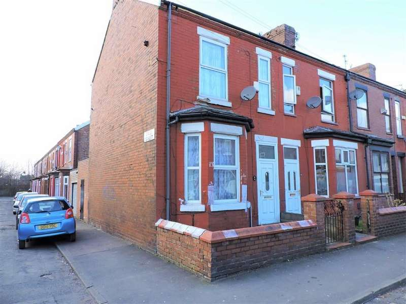 2 Bedrooms Semi Detached House for sale in Barlow Road, Levenshulme, Manchester