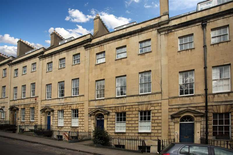 1 Bedroom Flat for sale in Berkeley Square, Clifton