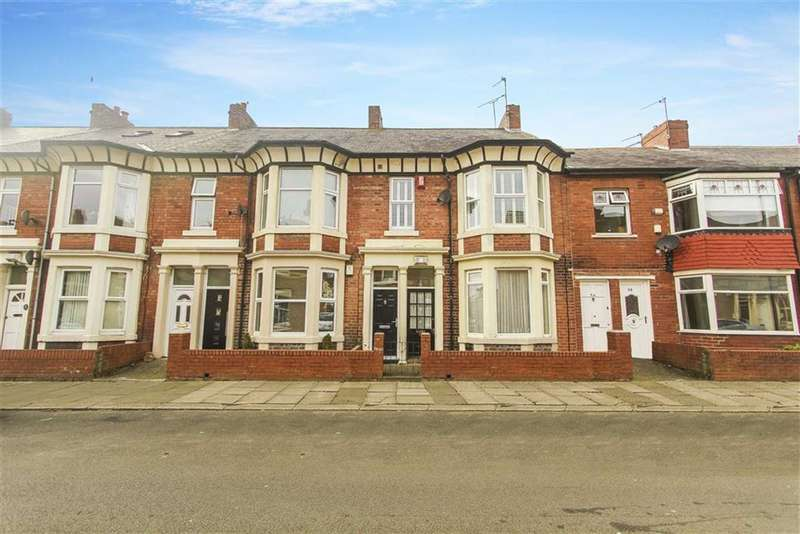 2 Bedrooms Flat for sale in Cleveland Avenue, North Shields, Tyne And Wear