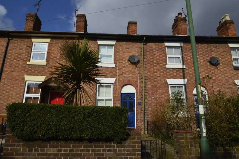 2 Bedrooms Terraced House for sale in Hereford Road, Shrewsbury SY3