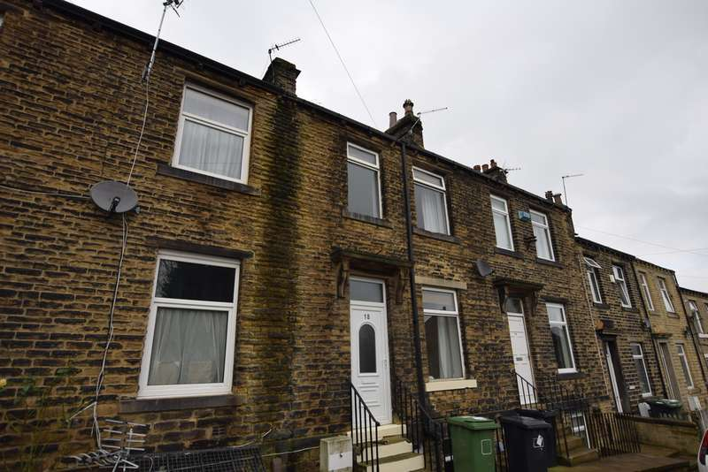 2 Bedrooms Terraced House for sale in Stanley Street, Lockwood HD1