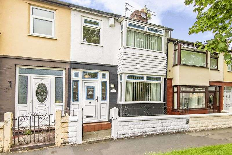 3 Bedrooms Property for sale in Oakhill Road, Liverpool
