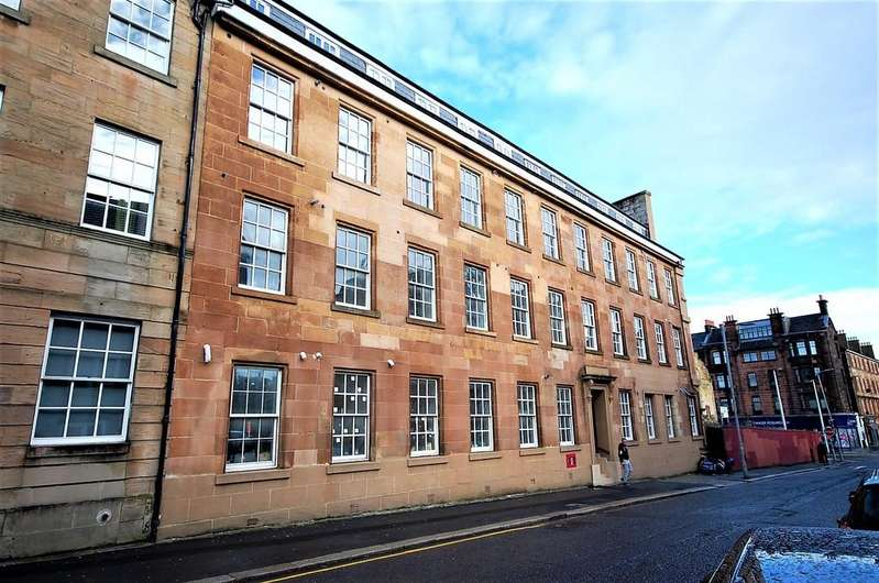 2 Bedrooms Flat for sale in George Street, Paisley PA1 2JB