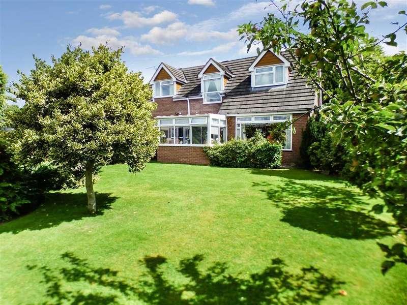 4 Bedrooms Detached Bungalow for sale in Park Lane, Sandbach