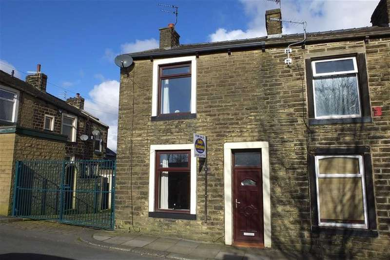 2 Bedrooms End Of Terrace House for sale in Cross Skelton Street, Colne, Lancashire, BB8