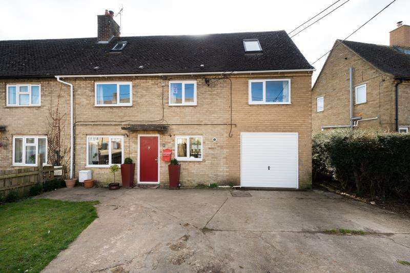 4 Bedrooms Terraced House for sale in Ballard Close, Middle Barton, Chipping Norton, Oxfordshire