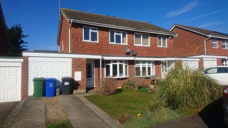 3 Bedrooms Semi Detached House for sale in Eynard Impasse, Brackley