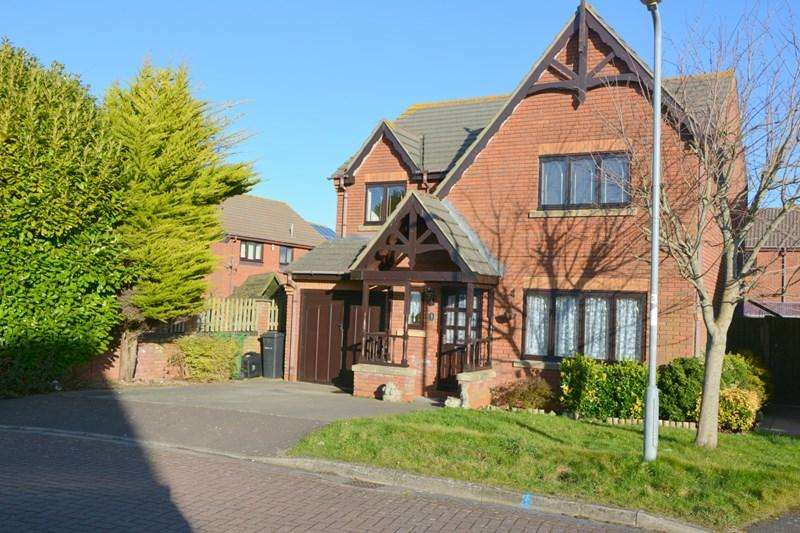 4 Bedrooms Detached House for sale in Stoppard Road, Burnham-On-Sea