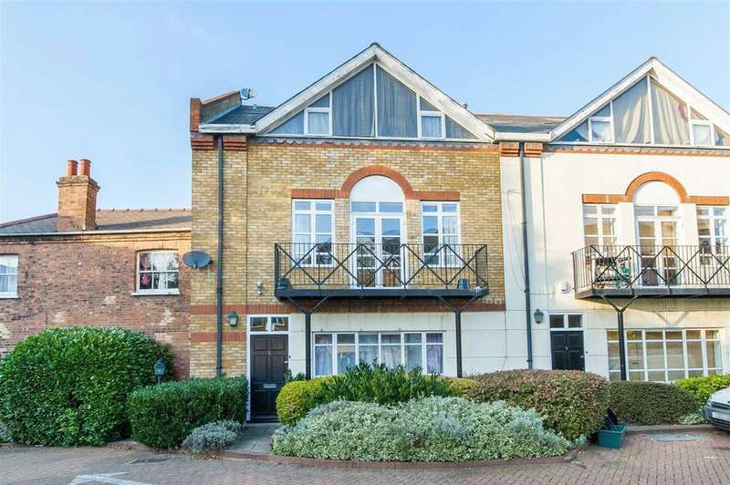 4 Bedrooms Town House for sale in Brecon Mews, Tufnell Park, London