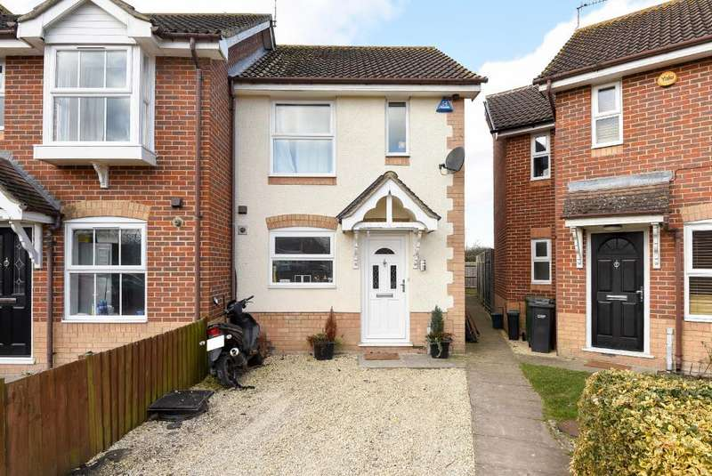 2 Bedrooms House for sale in Longford Way, Didcot, OX11