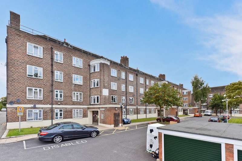 4 Bedrooms Flat for sale in Greenleaf Close, Tulse Hill
