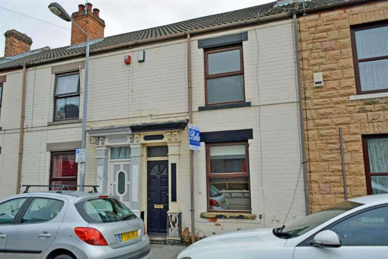 3 Bedrooms Terraced House for sale in Allanby Street, Scunthorpe