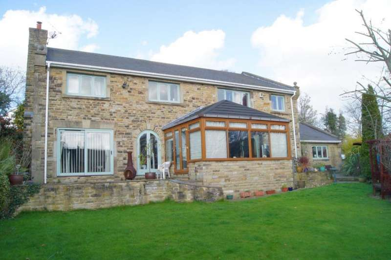 5 Bedrooms Detached House for rent in STONE RINGS LANE, HG2 9HY