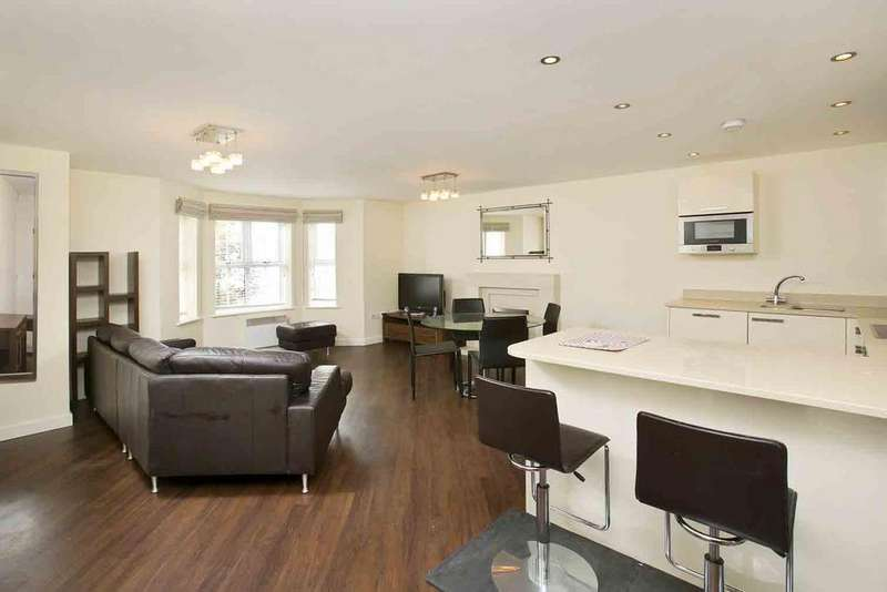 2 Bedrooms Flat for sale in Carelia Court, Graham Road, London
