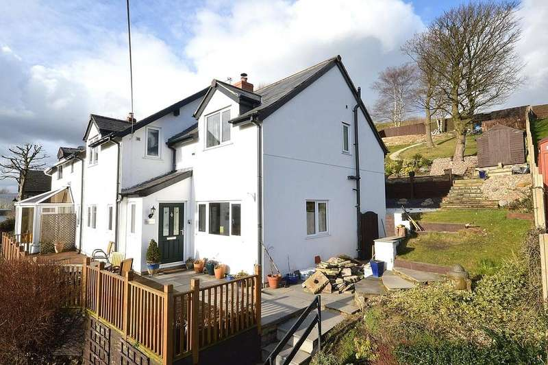 4 Bedrooms Semi Detached House for sale in New Mills, High Peak